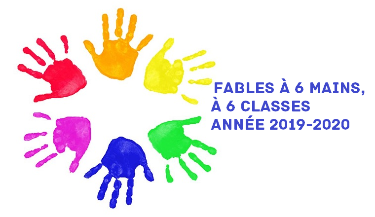 Fables à 6 mains, à 6 classes
