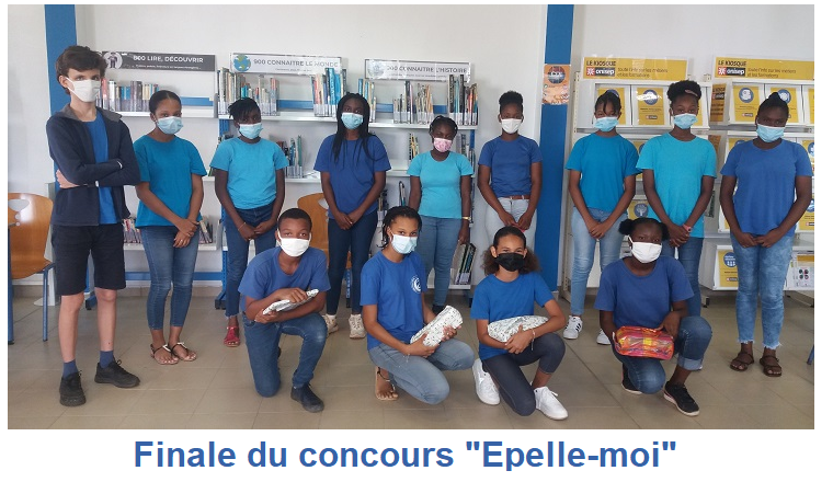 Concours «Epelle-moi»